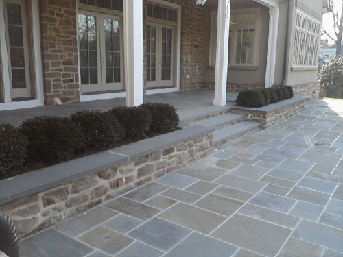 Bluestone Patios Bluestone Walkways Bluestone Steps