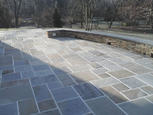Stamped Concrete Contractors Long Island